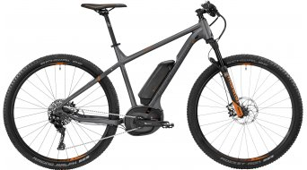Bergamont E-Revox 8.0 29 MTB E-Bike bici completa tamaño M grey/naranja (color apagado) Mod. 2017