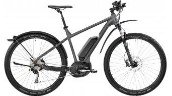 Bergamont E-Revox 7.0 EQ 29 MTB E-Bike bici completa grey/gris (color apagado) Mod. 2017