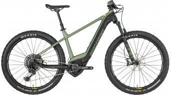 "Bergamont E-Revox Elite 27.5""/650B E-Bike MTB(山地) 整车 型号 pastel green/black/light 青柠色 (matt) 款型 2019"
