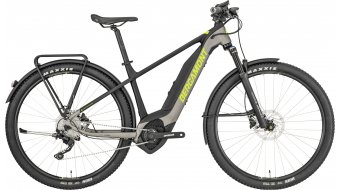 "Bergamont E-Revox 7.0 EQ 29"" E-Bike MTB(山地) 整车 型号 black/silver/青柠色 (matt) 款型 2019"