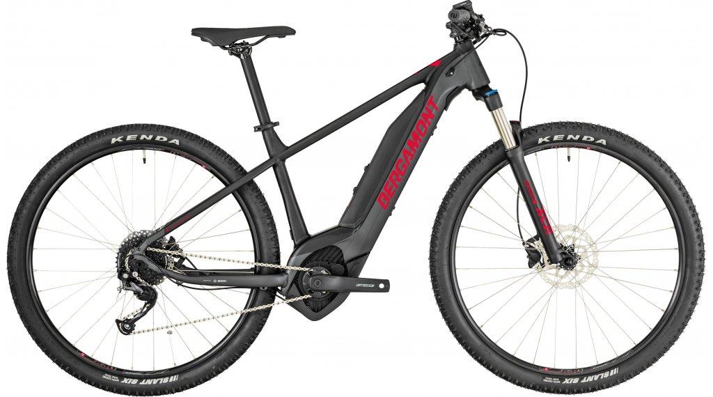 "Bergamont E-Revox 4.0 29"" E-Bike MTB(山地) 整车 型号 M anthracite/black/橙色 (matt) 款型 2019"