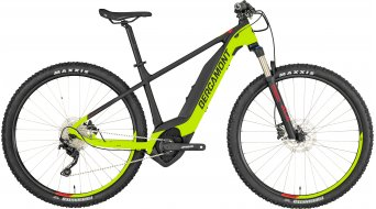 "Bergamont E-Revox 6.0 29"" E-Bike MTB Komplettbike lime/black/red (matt) Mod. 2019"