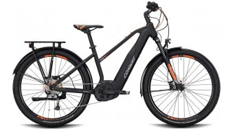 "Conway Cairon C 227 SE 27,5"" E-Bike Damen Komplettrad Gr. XS black matt/orange Mod. 2020"