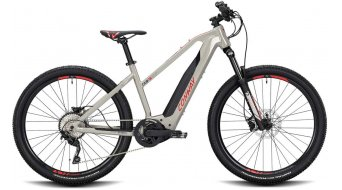 "Conway Cairon S 327 27.5"" E-Bike Komplettrad Damen grey/red Mod. 2020"