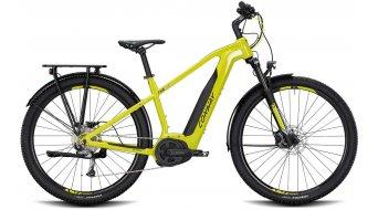 "Conway Cairon C 229 SE 29"" E-Bike Komplettrad acid/black Mod. 2020"