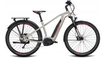 "Conway Cairon C 329 29"" E-Bike Komplettrad Gr. M grey/red Mod. 2020"