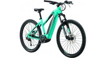"Conway Cairon S 227 27.5"" E-Bike MTB bici completa tamaño S turquoise/negro Mod. 2021"