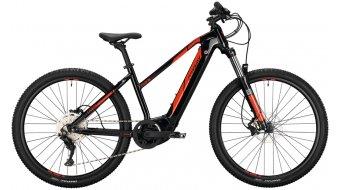 "Conway Cairon S 427 27.5"" e-bike MTB fiets maat S zwart/rood model 2021"