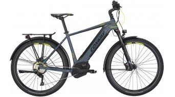 "Conway eMC 727 27.5"" / 650B MTB E-Bike Komplettrad Gr. S grey matt/lime Mod. 2019"