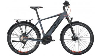 "Conway eMC 827 27.5""/650B MTB(山地) E-Bike 整车 型号 S black matt/橙色 款型 2019"
