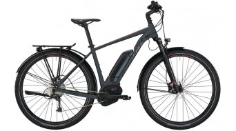 "Conway eMC 429 29"" MTB E-Bike Komplettrad grey matt/red Mod. 2019"