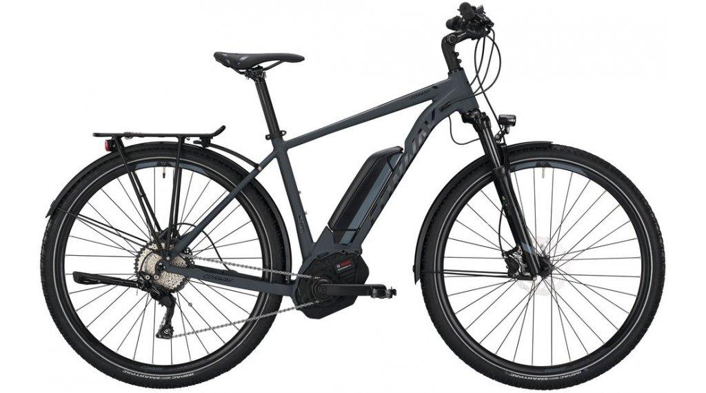"Conway eMC 629 29"" MTB E-Bike Komplettrad Gr. L grey matt/black Mod. 2019"