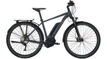 "Conway eMC 629 29"" MTB e-bike fiets grey mat/black model 2019"