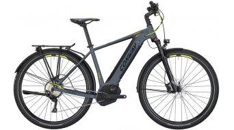 """Conway eMC 729 29"""" MTB e-bike fiets grey mat/lime model 2019"""