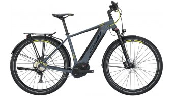 "Conway eMC 729 29"" MTB E-Bike bici completa grey color apagado/lime Mod. 2019"