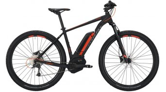 "Conway eMS 229 SE 500 29"" MTB E-Bike Komplettrad black matt/orange Mod. 2019"