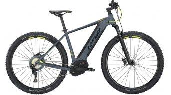 "Conway eMS 729 29"" MTB E-Bike bici completa mis. M grey opaco/lime mod. 2019"
