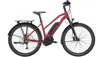 "Conway eMC 427 27.5""/650B MTB(山地) E-Bike 整车 女士-Rad 型号 XS red matt/grey 款型 2019"