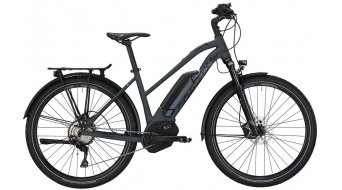 "Conway eMC 627 27.5"" / 650B MTB E-Bike Komplettrad Damen-Rad grey matt/black Mod. 2019"