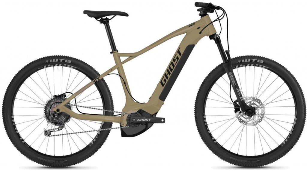 Ghost Hybride HTX 4.7+ 27.5+ E-Bike Komplettrad Gr. S dust/jet black Mod. 2020