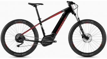 Ghost Hybride Teru PT B3.7+ AL U 27.5+ E-Bike Komplettrad jet black/riot red/urban grey Mod. 2020