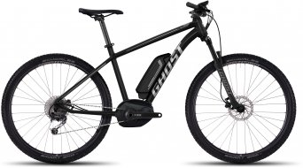 Ghost Teru 2 AL 650B/27.5 E- bike bike black/micro chip gray/titanium gray 2017