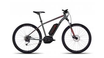 "Ghost Teru B 3.7 Alu U 650B/27,5"" elektromos kerékpár komplett kerékpár michrochip gray/black/riot red 17 Modell"