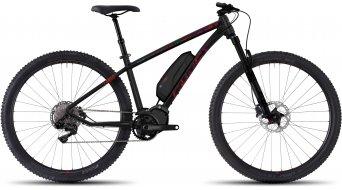 Ghost Lanao 8 AL 650B/27.5+ elektromos kerékpár komplett kerékpár női-Rad black/Lake blue/riot red 2017 Modell