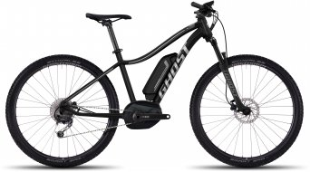 Ghost Teru 2 AL 650B / 27.5 E-Bike Komplettrad Damen-Rad black/micro chip gray/titanium gray Mod. 2017