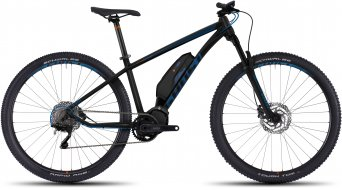 Ghost Kato 4 AL 29 E-Bike Komplettrad black/riot blue/monarch orange Mod. 2017