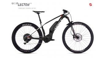 Ghost Hybride Lector S4.7+ LC 27.5+ E- bike bike titanium gray/star white/riot red 2019