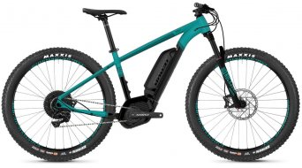 "Ghost Hybride Teru B EBS AL U 27.5"" E-Bike bici completa . electric blue/jet black/shadow blue mod. 2019"