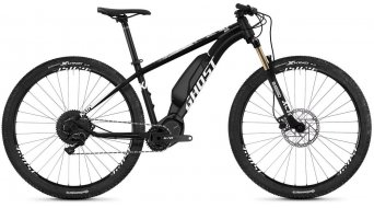 "Ghost Hybride Kato S3.9 AL U 29"" E-Bike bici completa mis. M night nero/star bianco mod. 2020"
