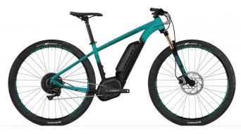 "Ghost Hybride Teru B4.9 AL U 29"" Vélo électrique, XL electric bleu/jet noir/shadow bleu Mod. 2020"