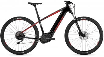 "Ghost Hybride Teru PT B3.9 AL U 29"" E-Bike Komplettrad jet black/riot red/urban grey Mod. 2020"