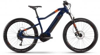 "Haibike SDURO HardSeven 1.5 27.5"" MTB E-Bike Komplettrad Gr. XL blau/orange/titan Mod. 2020"