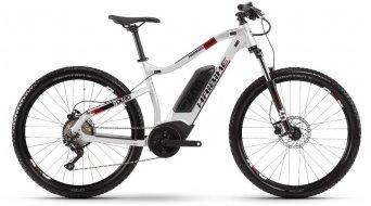 """Haibike SDURO HardSeven 2.0 27.5"""" MTB E-Bike Komplettrad silber/rot/schwarz Mod. 2020"""