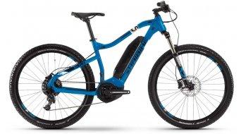 "Haibike SDURO HardSeven 3.0 27.5"" MTB E-Bike Komplettrad blau/weiß/schwarz Mod. 2020"