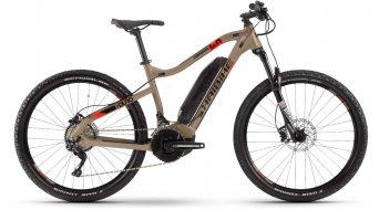 """Haibike SDURO HardSeven 4.0 27.5"""" MTB E-Bike Komplettrad sand/rot/schwarz Mod. 2020"""