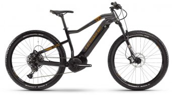"Haibike SDURO HardSeven 6.0 27.5"" VTT E- vélo vélo taille noir/titane/bronze Mod. 2020"