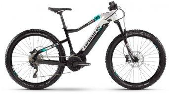 "Haibike SDURO HardSeven 7.0 27.5"" MTB E-Bike Komplettrad Gr. S schwarz/grau/türkis Mod. 2020"