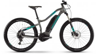 "Haibike SDURO HardSeven Life 3.0 27.5"" MTB E-Bike Komplettrad titan/türkis/blau Mod. 2020"
