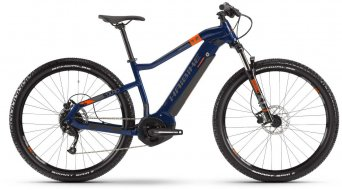 "Haibike SDURO HardNine 1.5 29"" MTB E-Bike Komplettrad Gr. XL blau/orange/titan Mod. 2020"