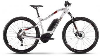 "Haibike SDURO HardNine 2.0 29"" MTB E-Bike Komplettrad silber/rot/schwarz Mod. 2020"