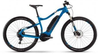 """Haibike SDURO HardNine 3.0 29"""" MTB E-Bike Komplettrad blau/weiß/schwarz Mod. 2020"""