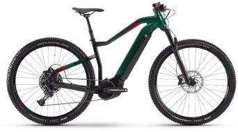 "Haibike SDURO HardNine 8.0 29"" MTB E-Bike Komplettrad schwarz/kingston/rot Mod. 2020"