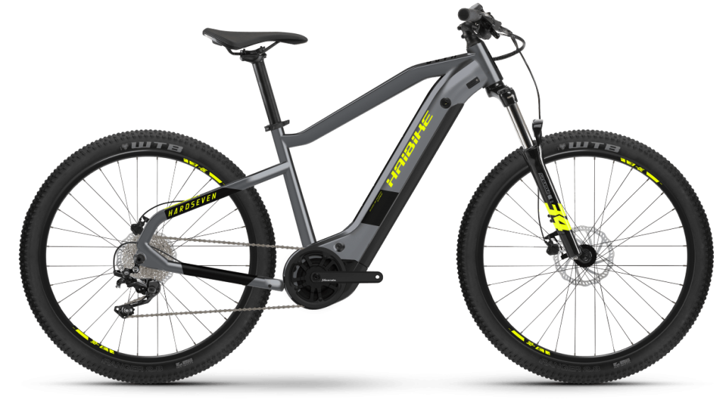 Haibike HardSeven 6 27.5 E-Bike MTB bici completa tamaño S cool gris/negro Mod. 2021