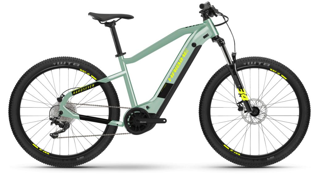 Haibike HardSeven 6 27.5 E-Bike MTB bici completa tamaño S defender/negro Mod. 2021