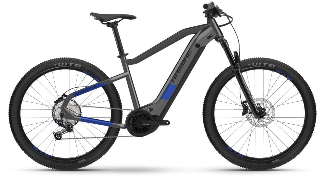 Haibike HardSeven 7 27.5 E-Bike MTB bici completa tamaño S anthracite/indigo Mod. 2021