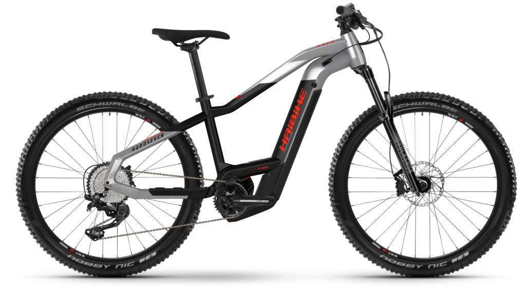 Haibike HardSeven 9 27.5 E-Bike MTB bici completa tamaño S urban gris/negro Mod. 2021